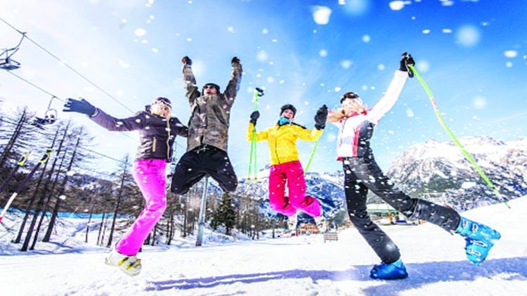 Kitzbühel, Austria 4-Day Ski/Snowboard Trip
