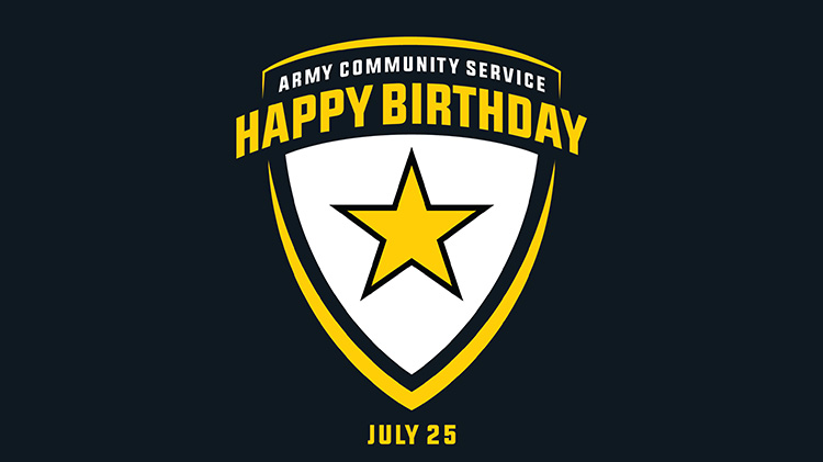 Happy 55th Birthday, Army Community Service!