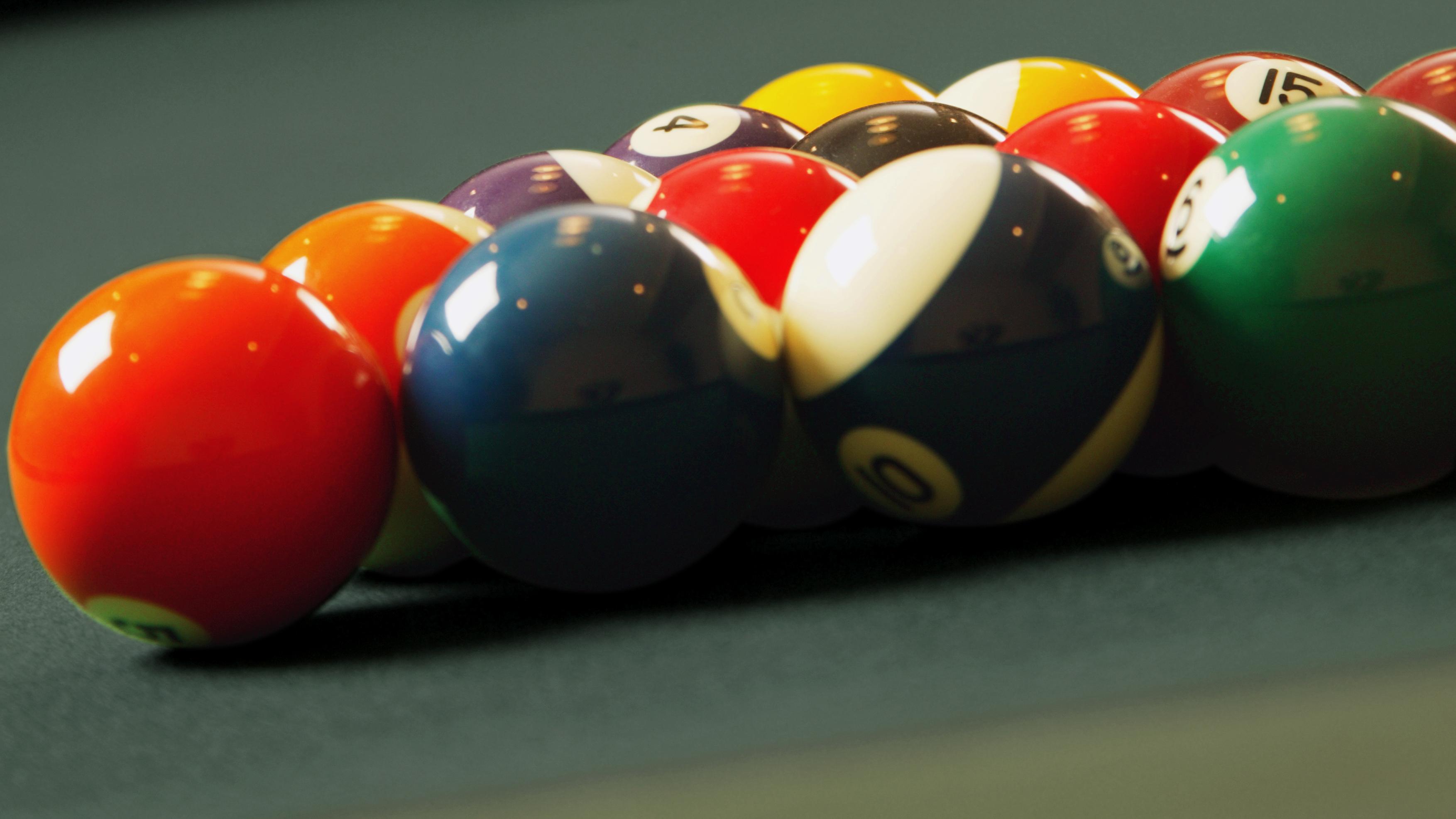 Billiards 8-Ball League