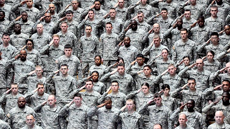 Military 101 Class