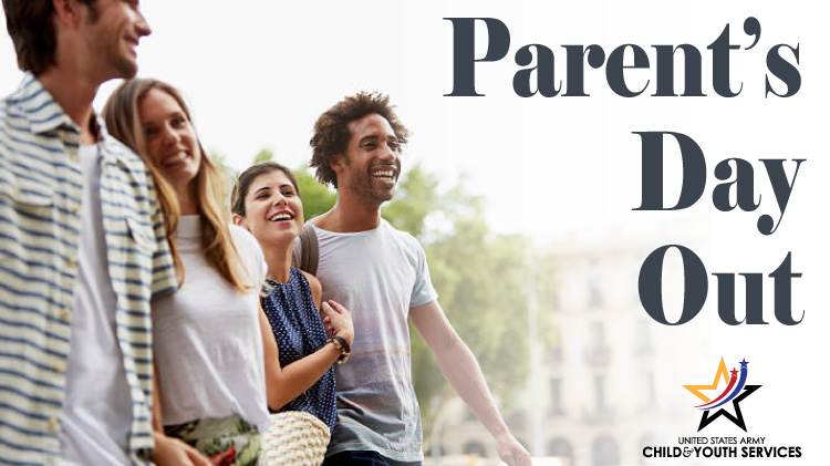 Parent's Day Out - Drop and Shop!