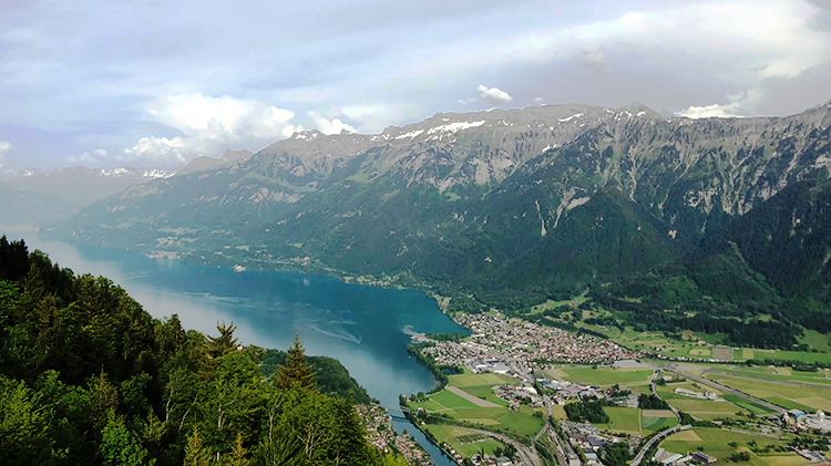 Swiss Adventure Express: Interlaken