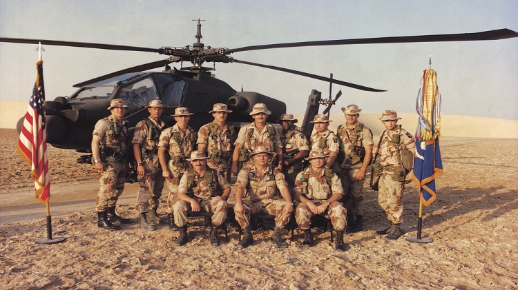 Operation Desert Storm ends!