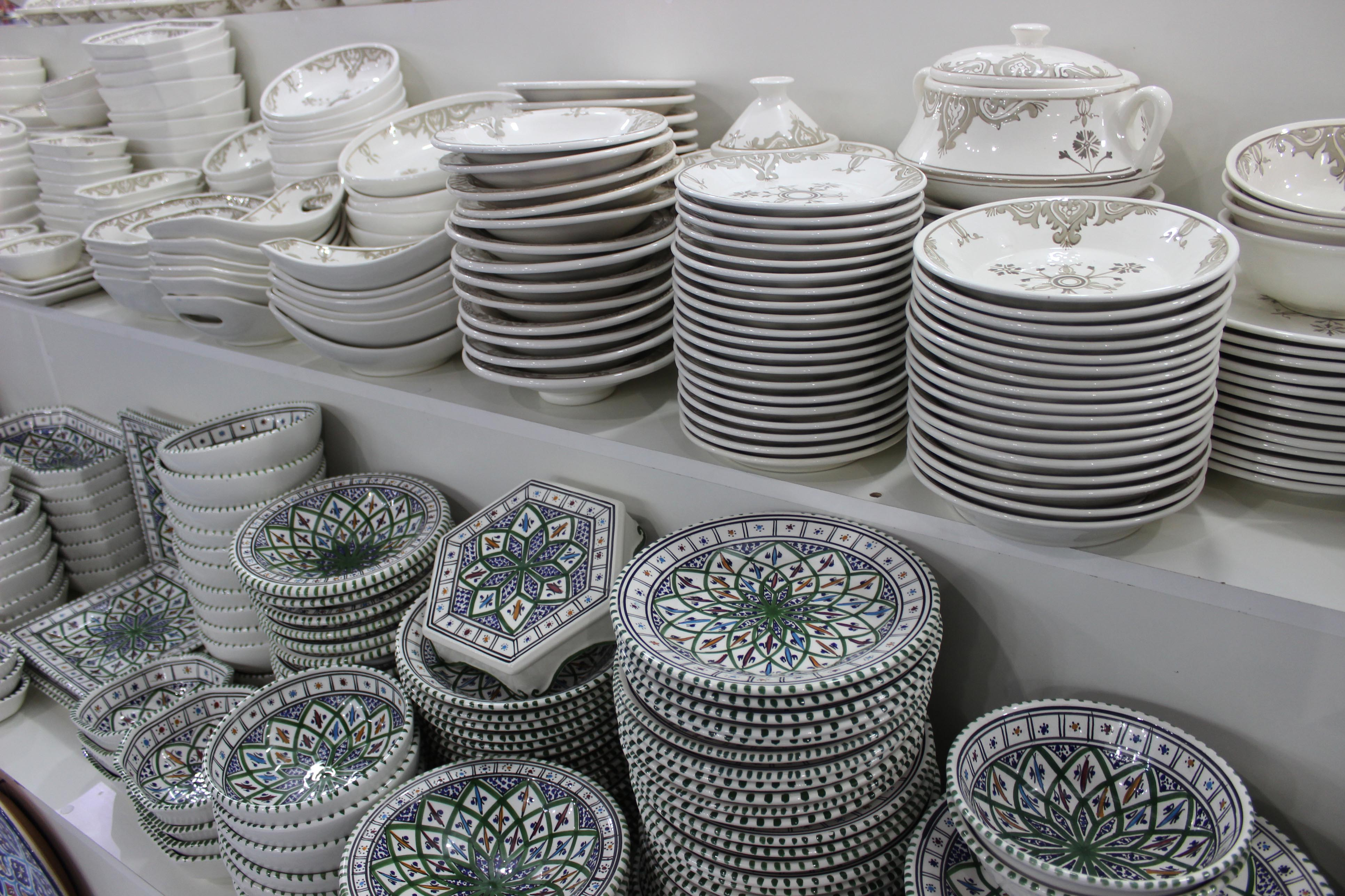 Pottery Shopping: Nove, Italy