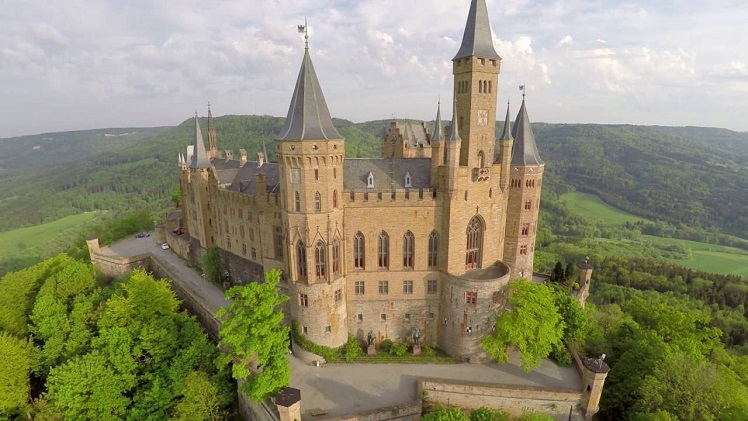 Hohenzollern Castle & Shakespeare Play