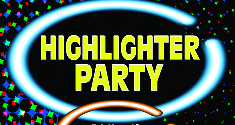 Highlighter Party