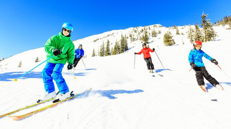 Thanksgiving Ski/Snowboard Trip