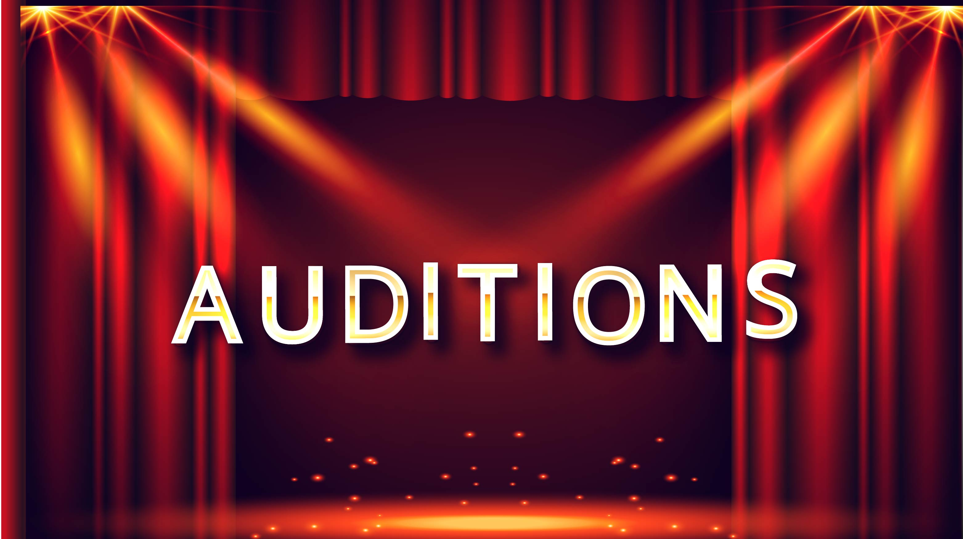 AUDITIONS - Moon Over Buffalo