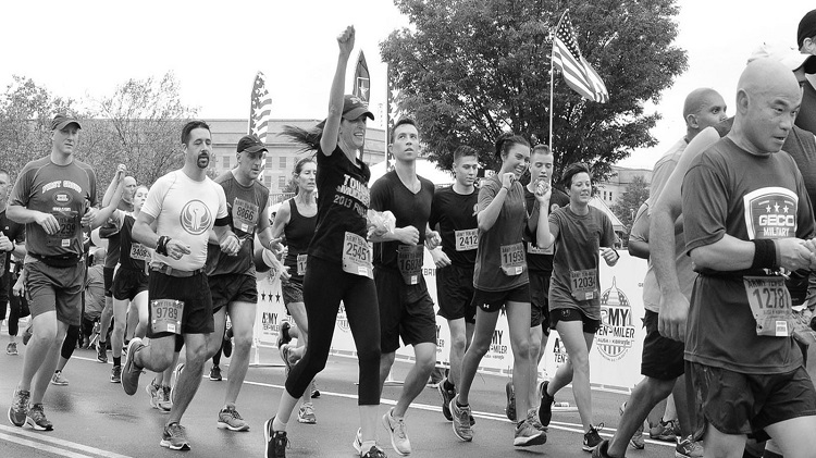 Army Ten Miler Registration