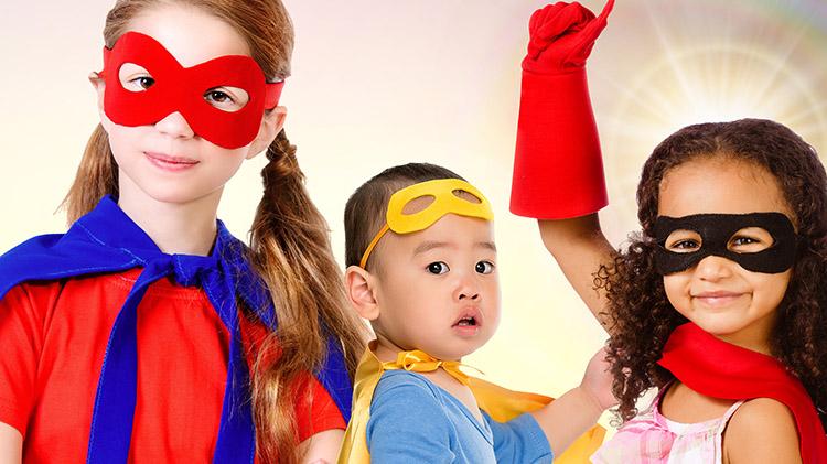 CYS Super Hero Day