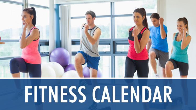 Katterbach Fitness Schedule