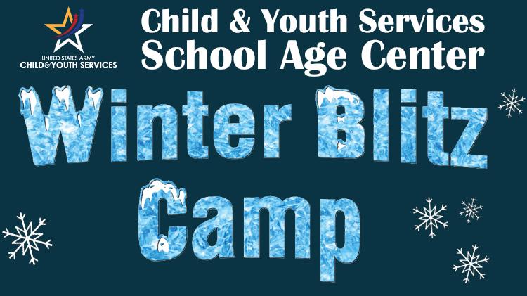 Winter Camp - School Age Center