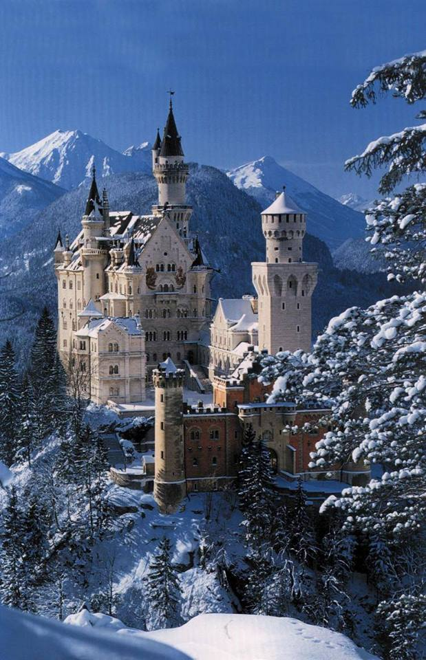 Neuschwanstein Castle & Highline 179