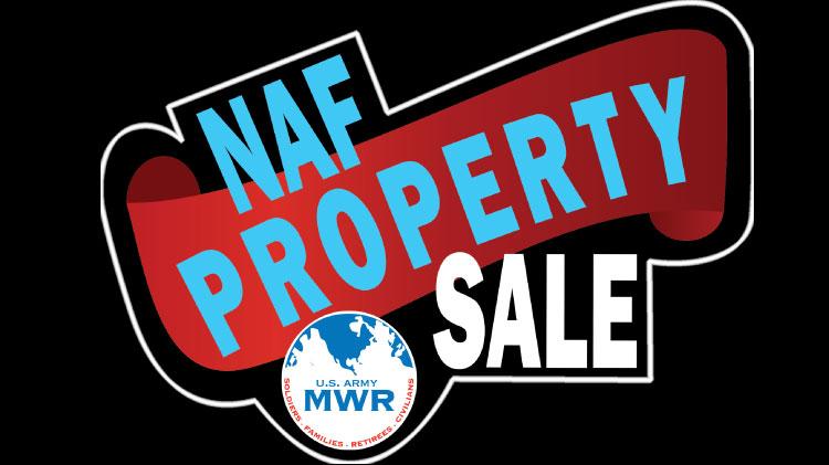 MWR NAF Property Sale
