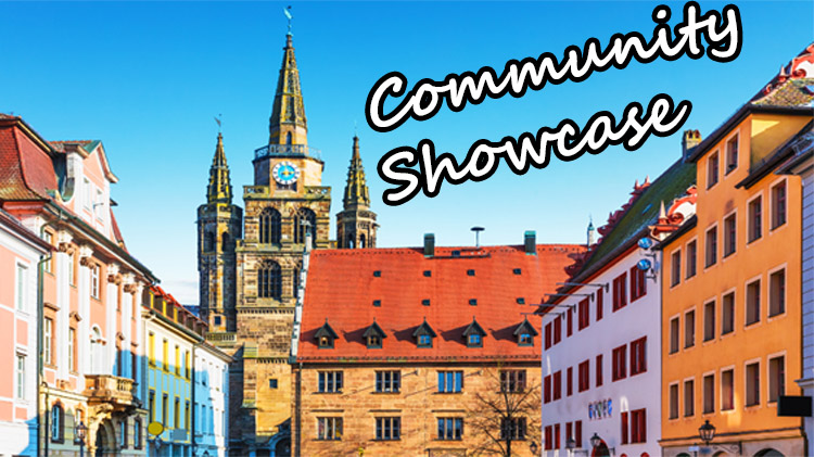 Ansbach Community Showcase