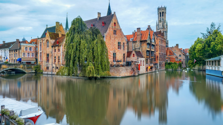 Brussels, Bruges, and Ghent