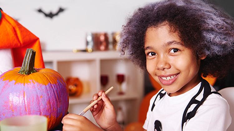 CYS & Friends Pumpkin Painting