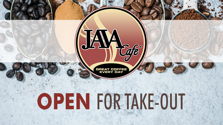 Storck Java Cafe Reopens for Take Out