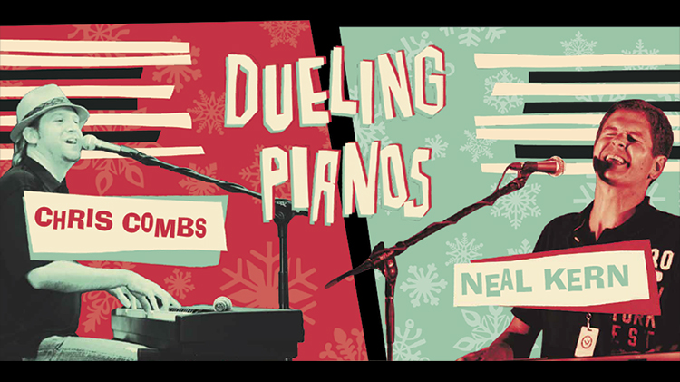 Dueling Pianos Holiday Tour