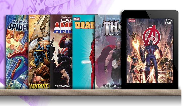 Marvel & Disney Graphic Novels