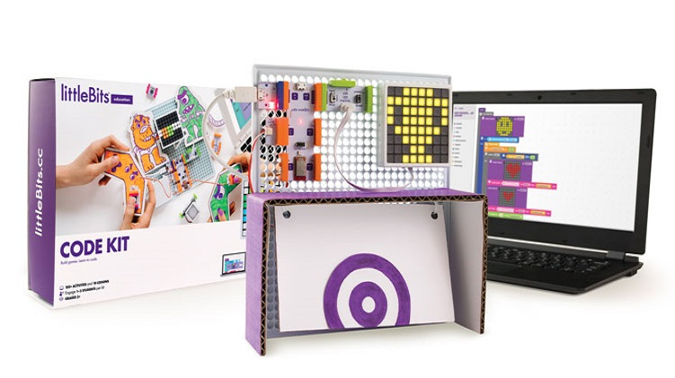 Hour of Code with littleBits