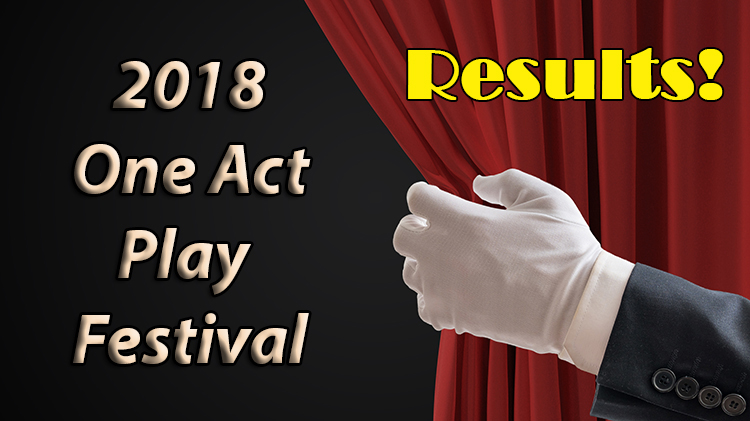 2018 US Army IMCOM Europe Entertainment One Act Play Festival Results!