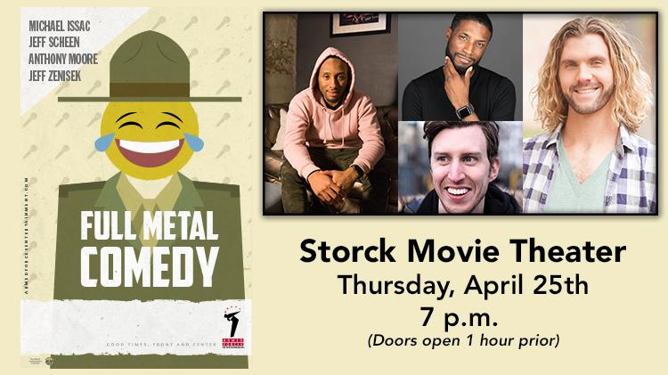 Full Metal Comedy