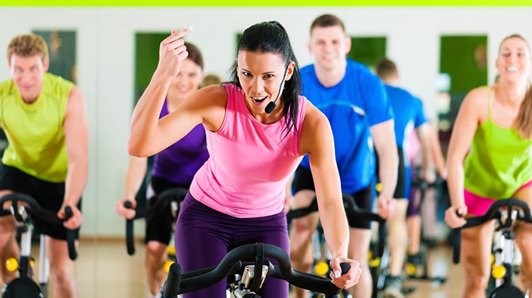 Indoor Cycling: Katterbach Fitness Center - Evening Spin