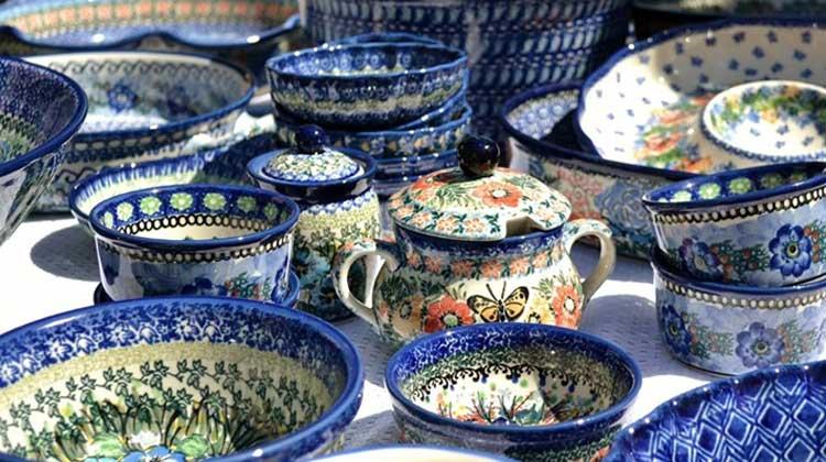 Pottery Shopping (Poland)