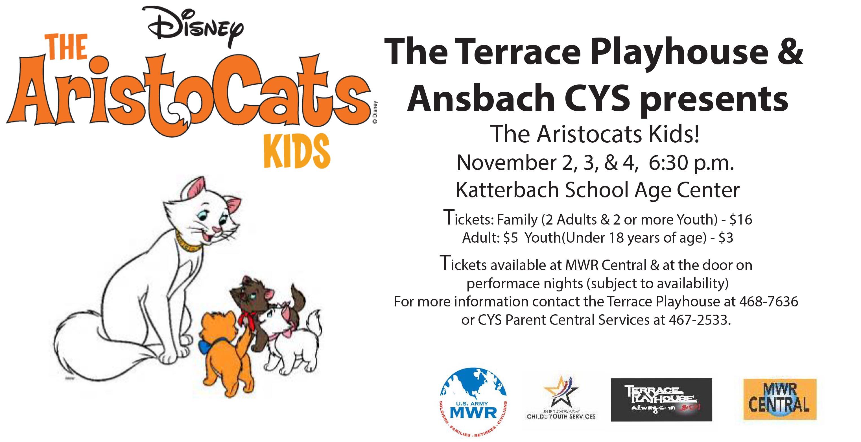 Performance - Disney's Aristocats - KIDS