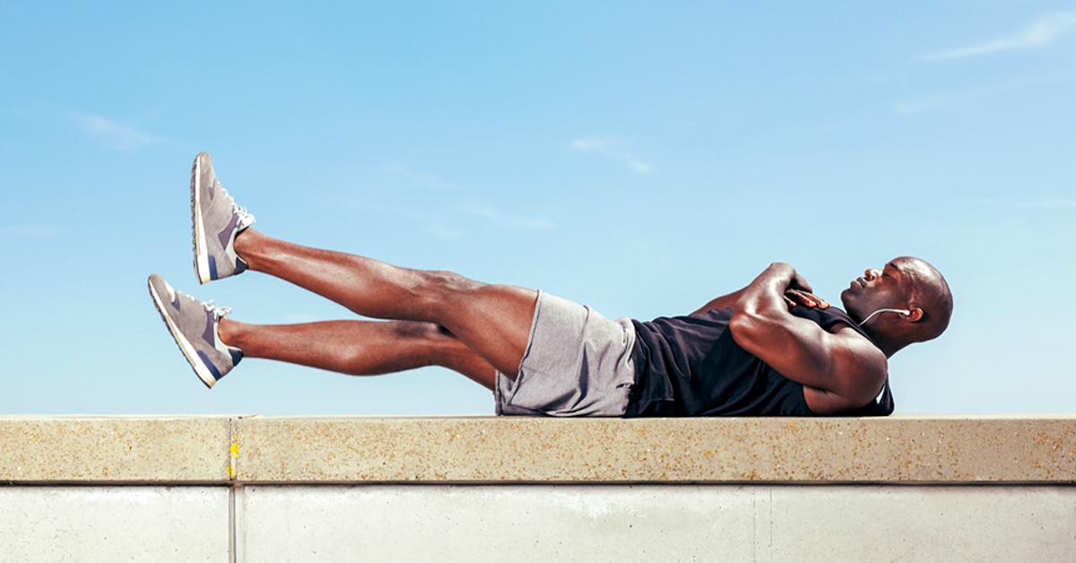 Virtual Fitness Challenges - The Flutter Kicks Challenge