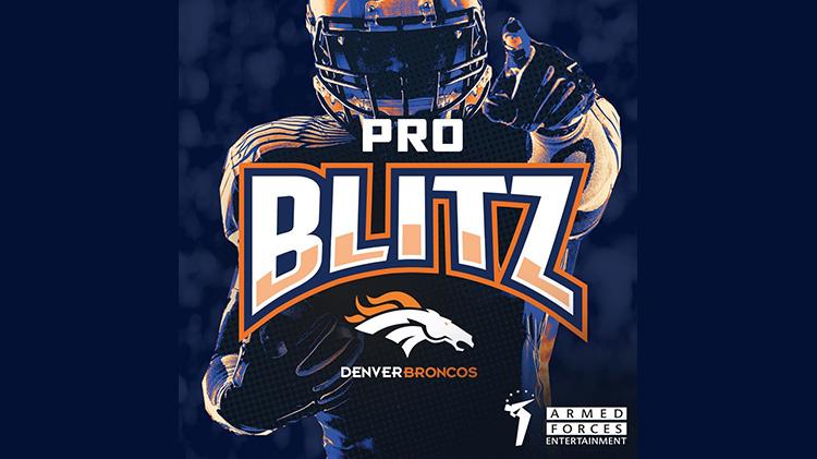 Denver Broncos Pro Blitz Fan Experience