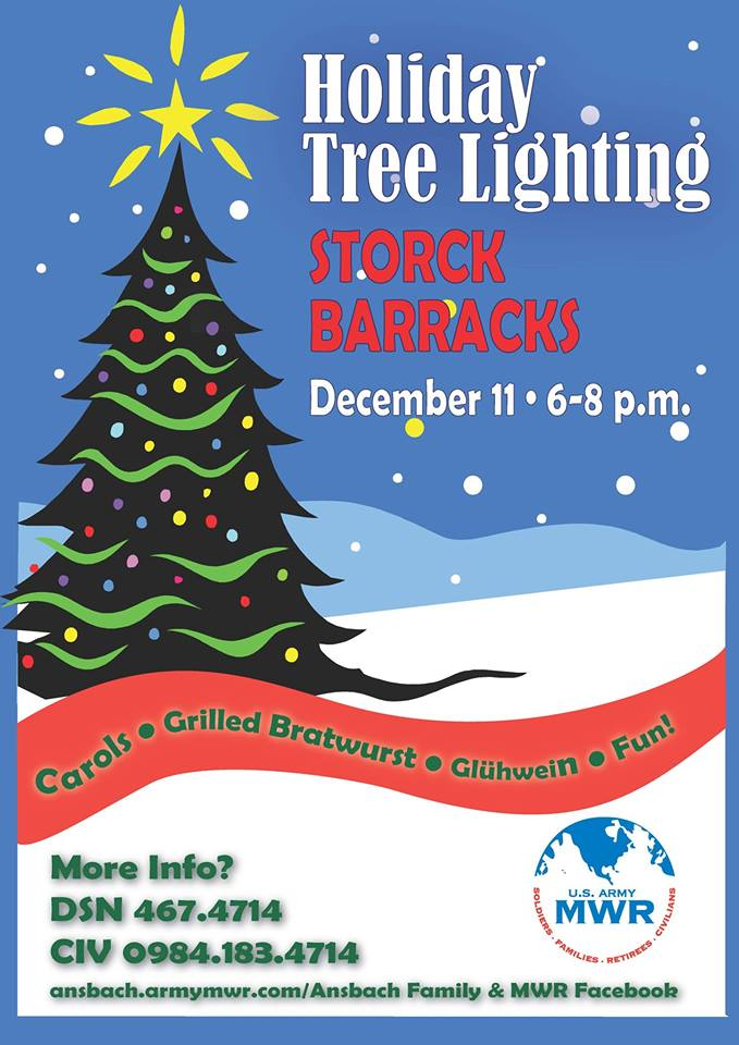 Storck Holiday Tree Lighting