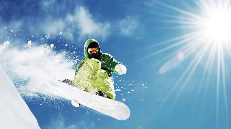 4-Day Ski & Snowboard Trip: Garmisch