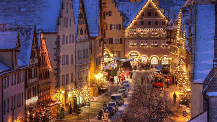 Rothenburg ob der Tauber Half Day Special!