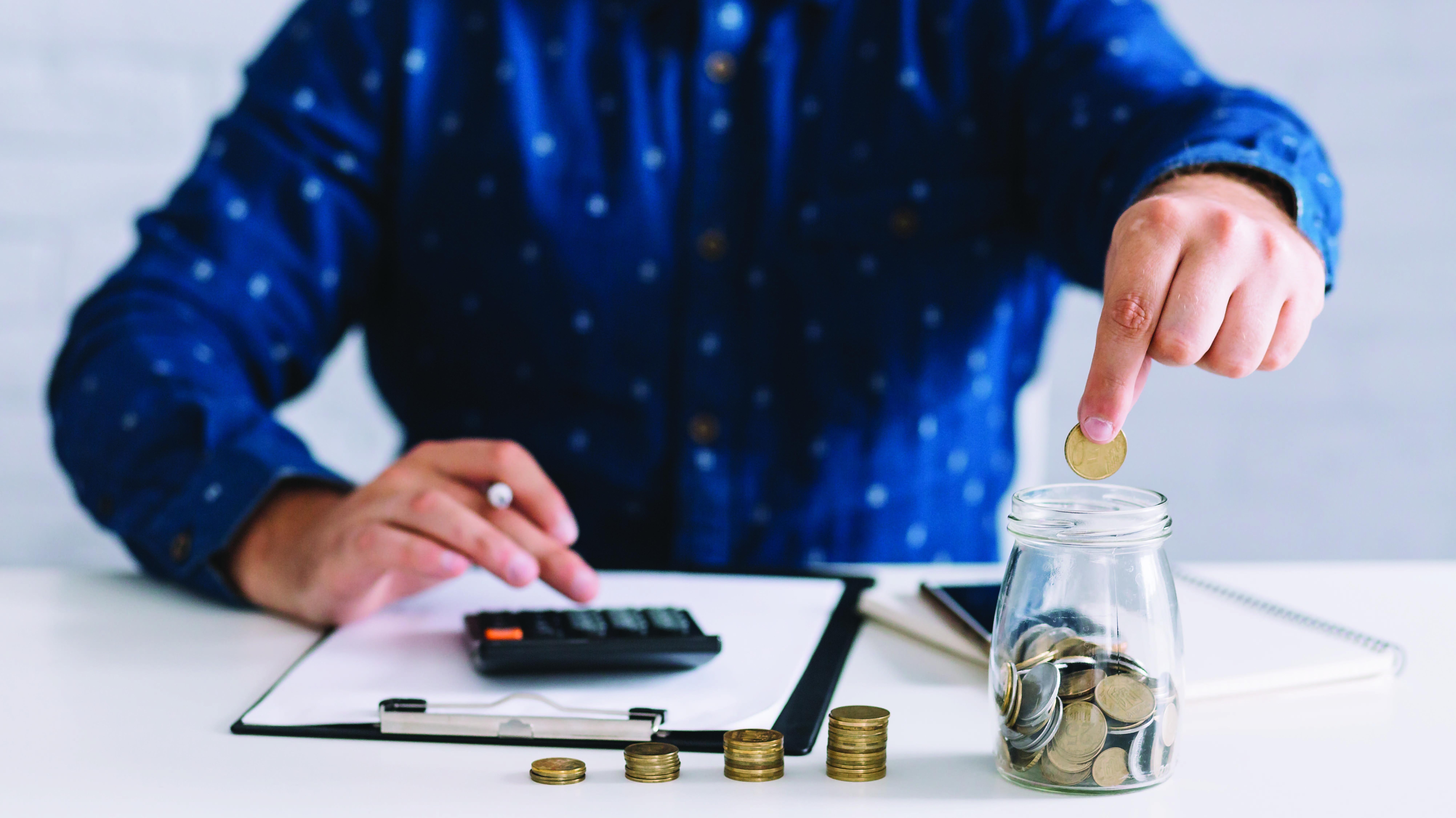 Finding Financial Balance