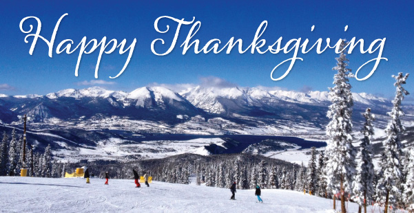 Thanksgiving Ski/Snowboard Trip