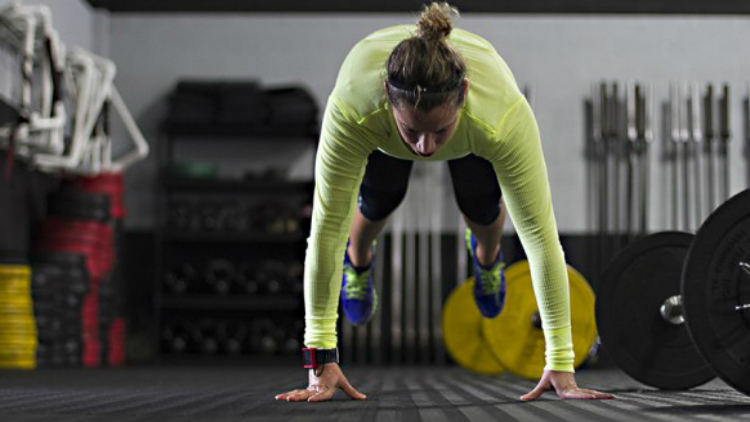 Virtual Fitness Challenges - The Burpee Challenge