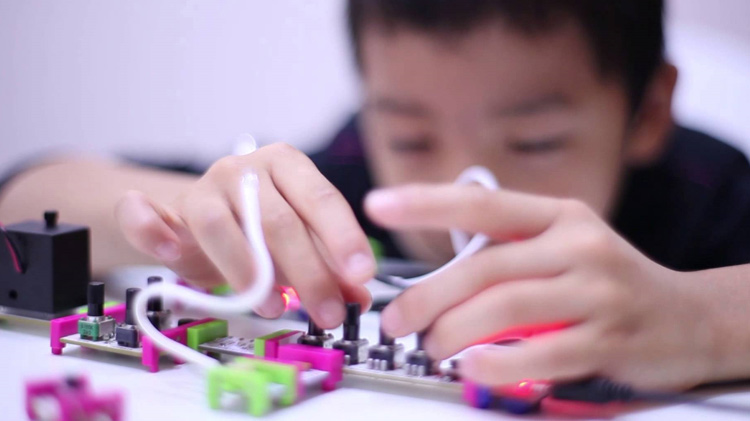 Science Adventures-littleBits