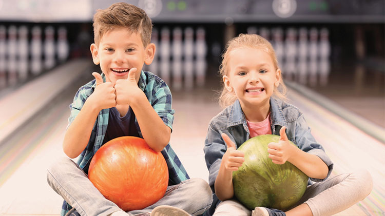 Family Bowling & Crafts